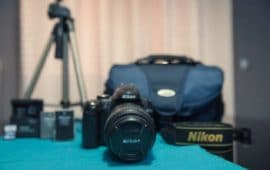 Πωλείται:NIKON D5000 – Nikkor 18-55
