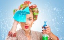 15 έξυπνα tips καθαριότητας!