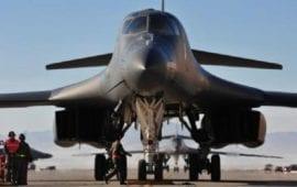 Β-1Β «ΒΟΝΕ»: Θηριώδες, πανίσχυρο και πανέτοιμο!