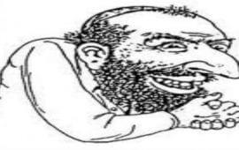 Ανέκδοτο: Ο γέρος Εβραίος