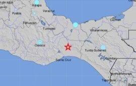 Μεξικό: Σεισμός 6,2 βαθμών σημειώθηκε κοντά στην Οαχάκα