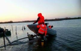 Δέλτα Έβρου: Άλλοι 4 δύτες στην αναζήτηση του 49χρονου ψαρά
