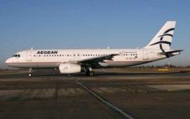 Προσλήψεις στην Aegean Airlines