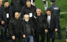 Σε δίκη Ιβάν Σαββίδης & Λιούμπος Μίχελ για τα γεγονότα στο ματς με την ΑΕΚ