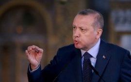 """Απειλές Ερντογάν: """"Ξεκινάμε πάλι γεωτρήσεις – Δεν έχει αξία η Συμφωνία Ελλάδας-Αιγύπτου"""""""