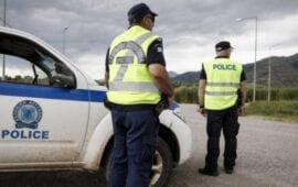 Απαγόρευση κυκλοφορίας –στάσης –στάθμευσης, προκειμένου πραγματοποιηθούν εργασίες εκσκαφής μικροτάφρου στα πλαίσια προγραμματισμένου έργου «FIBER TO HOME» του ΟΤΕ.