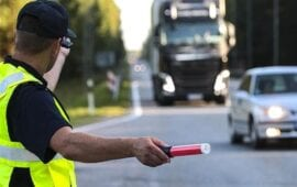 Προσωρινές  Κυκλοφοριακές  Ρυθμίσεις στο Νομό Ροδόπης