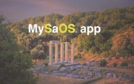 Παύλος Μιχαηλίδης: Πρόταση μιας καινοτόμου εφαρμογής για την Σαμοθράκη με την ονομασία ΜySaOS.app