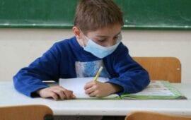 Πότε θα ληφθεί η απόφαση για τη χρήση μάσκας στα σχολεία
