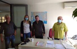 Ενημερωτικές συναντήσεις με εργαζόμενους ΕΛΓΑ κι εκπαιδευτικούς στον Έβρο