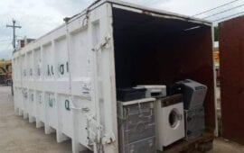 Ανακύκλωση ηλεκτρικών και ηλεκτρονικών συσκευών στον Δήμο Αλεξανδρούπολης