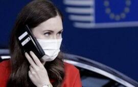 Αποχώρησε η Φιλανδή Πρωθυπουργός από τη Σύνοδο Κορυφής, λόγω κορονοϊού