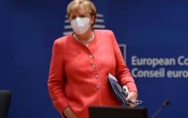 """Προκαλεί η Μέρκελ- Απειλείται η Ελλάδα, αβαντάρει τον εισβολέα-""""Πρέπει να προχωρήσουμε μαζί με την Τουρκία"""""""