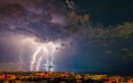 Kαταιγίδες και χαλάζι – Πότε εξασθενούν τα φαινόμενα