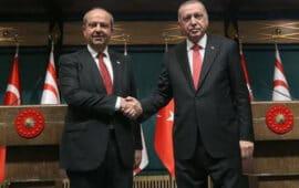 Το ανδρείκελο του Ερντογάν, ο Τατάρ, κέρδισε τις εκλογές στα κατεχόμενα.