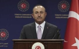 """Στο… κόσμο τους στο ΥΠΕΞ Τουρκίας: """"Η απειλητική γλώσσα εναντίον μας δεν μπορεί να λειτουργήσει"""""""