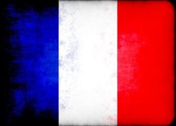 French Flag 350x250