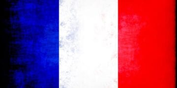 French Flag 360x180