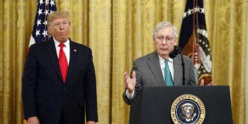Mitch Mcconnell Donald Trump 360x180