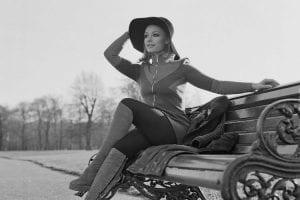 η θρυλική Ιταλίδα τραγουδίστρια και τηλεπερσόνα