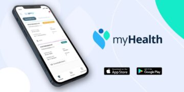 Myhealth App 360x180
